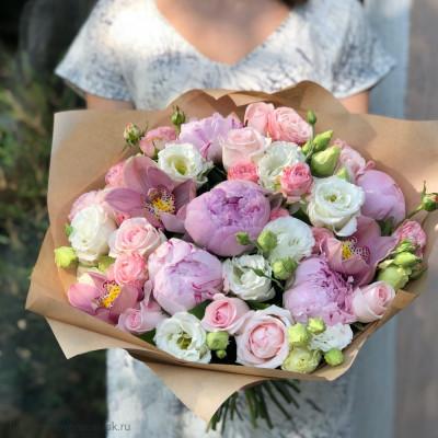 Букет цветов 7