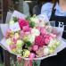 Пионовидная роза, орхидея, гортензия....